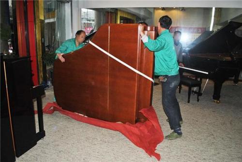 上海钢琴搬家搬运